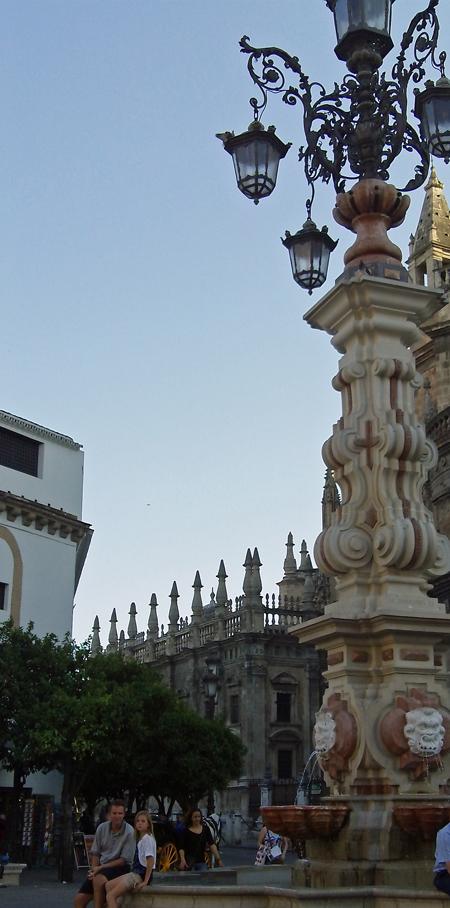 Sevilla Fountain