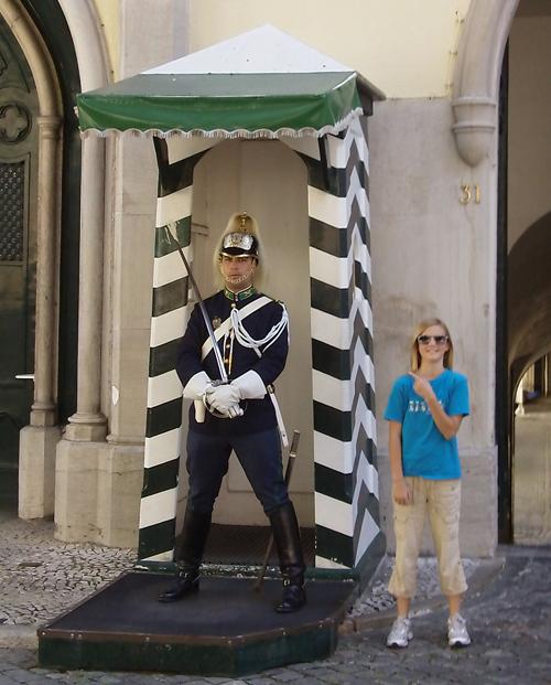 Gendarme of Portugal